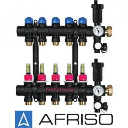 Гребенка (Коллектор) для теплого пола Afriso ProCalida EF1