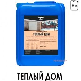 Теплоноситель для отопления Теплый Дом (−30, 10 л)