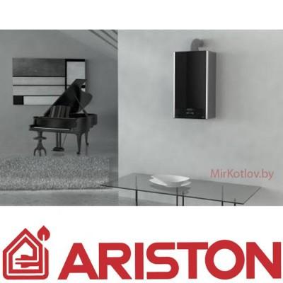 Купить Конденсационный газовый котел ARISTON ALTEAS ONE NET 24 (Двухконтурный котел, закрытая камера)  4 в Минске с доставкой по Беларуси