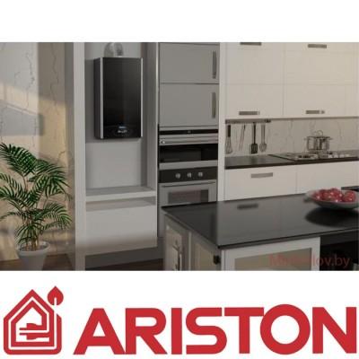 Купить Газовый котел Ariston ALTEAS X 30 CF (двухконтурный котел, открытая камера)  3 в Минске с доставкой по Беларуси