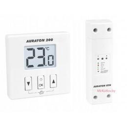Беспроводный суточный термостат AURATON 200 RT (суточный)