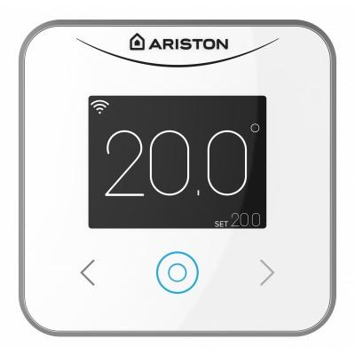 Комнатный WI-FI термостат Ariston CUBE S NET (белый)