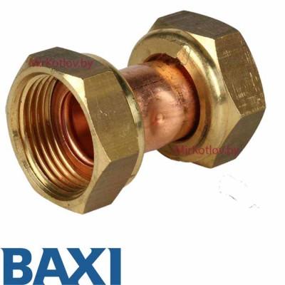 Купить Комплект 3-ходового клапана BAXI (KHG71409631) ECO Compact, ECO Four и FOURTECH  3 в Минске с доставкой по Беларуси