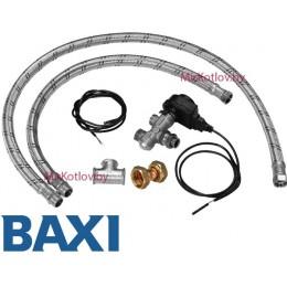 Комплект 3-ходового клапана BAXI (KHG71409631) ECO Compact, ECO Four и FOURTECH