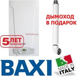 Газовый котел BAXI ECO-4s 1.24F (Одноконтурный котел, закрытая камера)