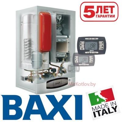 Газовый котел BAXI NUVOLA-3 COMFORT 240 Fi (двухконтурный котел, закрытая камера)