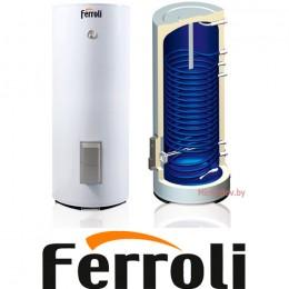 Бойлер косвенного нагрева Ferroli Ecounit F 100 1C (напольный)