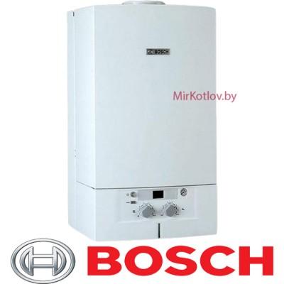 Газовый котел Bosch Gaz 3000 W ZW 14-2 DH KE (двухконтурный котел, открытая камера)