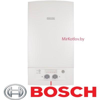 Газовый котел Bosch Gaz 4000 W ZWA 24-2 K (двухконтурный котел, открытая камера)