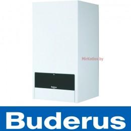 Газовый котел Buderus Logamax U052 24K (двухконтурный, закрытая камера)