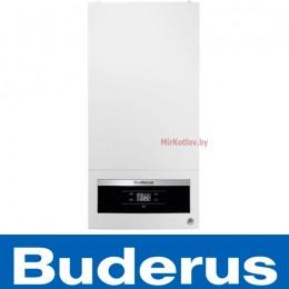 Газовый котел Buderus Logamax U054 24К (двухконтурный, открытая камера)