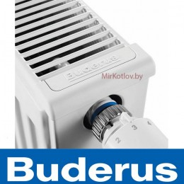 Радиатор стальной BUDERUS K-Profil тип 22 300x1000 (боковое подключение)