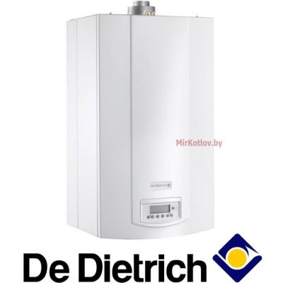 Газовый котел De Dietrich ZENA Plus MSL 31 MI FF (двухконтурный котел, закрытая камера)