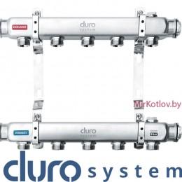 Гребенка для радиаторов DURO System E-D/S-RN-CO-4 выхода