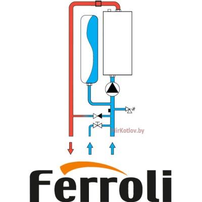 Электрический отопительный котел Ferroli LEB 21 NEW