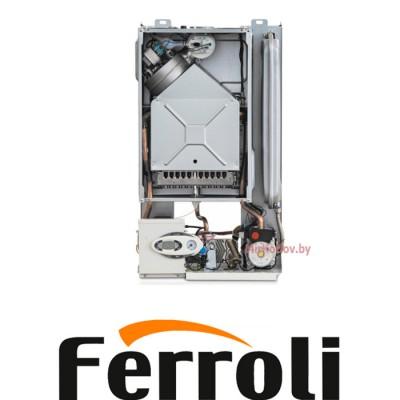 Купить Газовый котел Ferroli Divabel F24 (двухконтурный котел, закрытая камера)  2 в Минске с доставкой по Беларуси