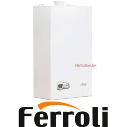Газовый котел Ferroli Fortuna C24 (двухконтурный котел, открытая камера)