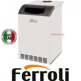 Напольный газовый котел Ferroli Pegasus D 23 (одноконтурный атмосферный)