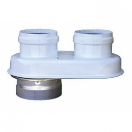Адаптер для раздельного дымоудаления Bosch AZ 377
