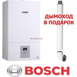 Газовый котел Bosch Gaz 6000 W WBN 24 HRN (одноконтурный котел, закрытая камера)