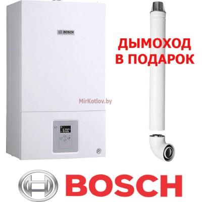 Газовый котел Bosch Gaz 6000 W WBN 35 HRN (одноконтурный котел, закрытая камера)