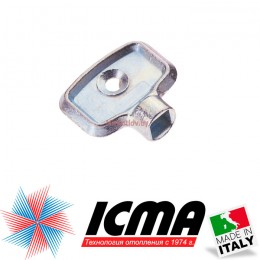 Ключ металлический для воздухоотводчика ICMA