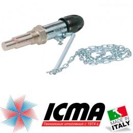 """Регулятор тяги 3/4"""" (30-100 °C) ICMA"""