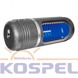 Бойлер косвенного нагрева Kospel WP-140 Termo Hit (горизонтальный, водяная рубашка)