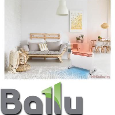 Купить Инверторный электрический конвектор Ballu BEC/EVU-1500-2,5I  6 в Минске с доставкой по Беларуси