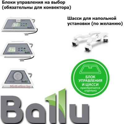 Купить Модуль отопительный для конвектора Ballu BEC/EVU-2500  1 в Минске с доставкой по Беларуси