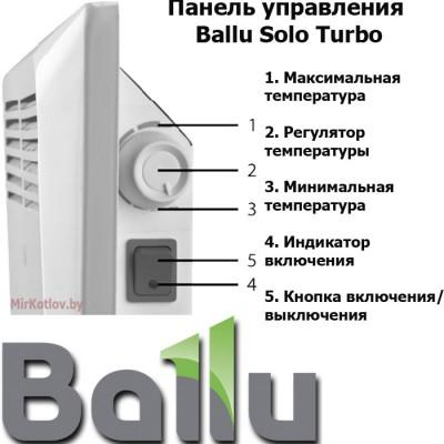 Купить Конвектор электрический Ballu BEC/SMT-2000  2 в Минске с доставкой по Беларуси