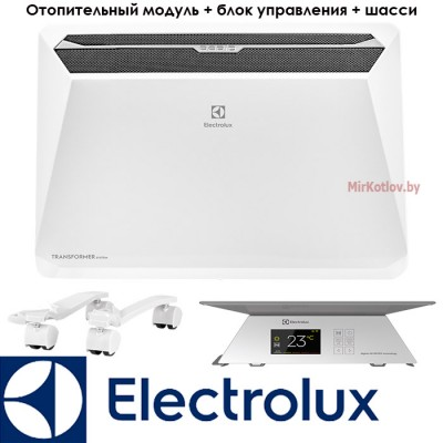 Инверторный электрический конвектор Electrolux ECH/R-1000 T-TUI3