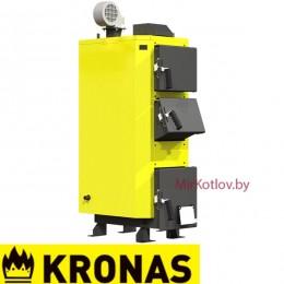 Твердотопливный котел KRONAS UNIC 25 кВт