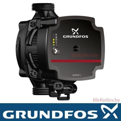 Циркуляционный насос Grundfos ALPHA1 L 15-60 130