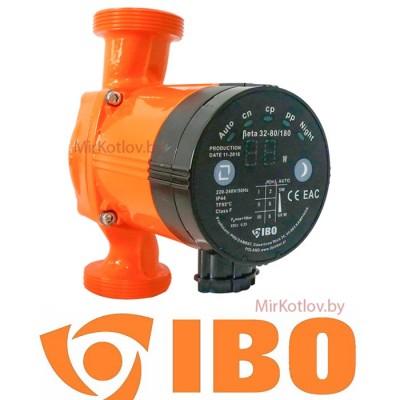 Циркуляционный насос IBO BETA 25-80/180