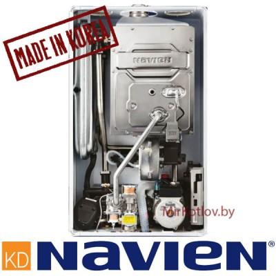 Газовый котел Navien Deluxe S 35 K (двухконтурный котел, закрытая камера)