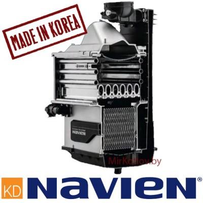 Конденсационный котел Navien NCB 700 - 35K (двухконтурный котел, закрытая камера)