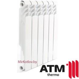 Биметаллический радиатор ATM Thermo Ferro 500/80