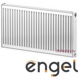 Стальной радиатор ENGEL 11 тип (высота 300) боковое подключение
