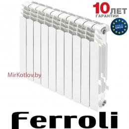 Алюминиевый радиатор Ferroli PROTEO 450 (1 секция)