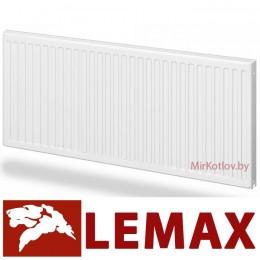 Стальной панельный радиатор Лемакс Compact 11 500x1000 (боковое подключение)