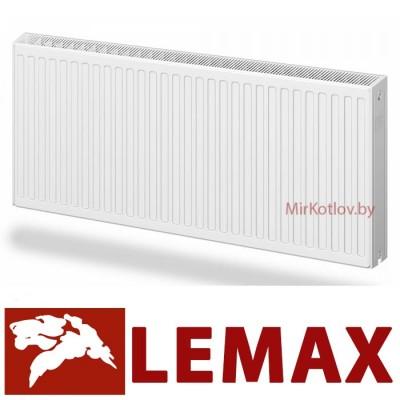 Радиатор стальной 22 тип ВЫСОТА 500 мм LEMAX (боковое подключение)