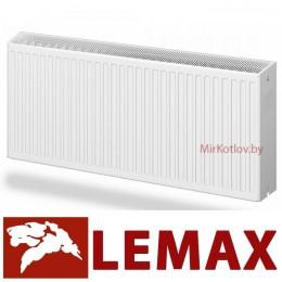 Стальной панельный радиатор Лемакс Valve Compact тип 33 500x1000 (нижнее подключение)