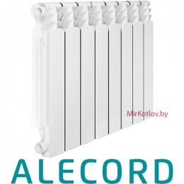 Алюминиевый радиатор Alecord 500-96