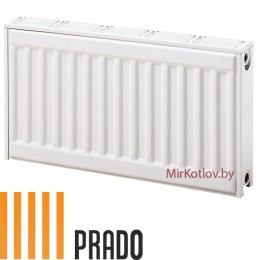 Стальной панельный радиатор Prado Classic тип 11 500x2000