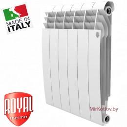 Алюминиевый радиатор Royal Thermo Biliner Alum 500 (1 секция)
