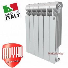 Алюминиевый радиатор Royal Thermo Indigo 500 (1 секция)