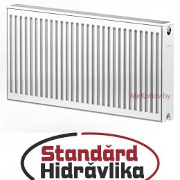 Стальной панельный радиатор STANDARD HIDRAVLIKA 22 500x1000 (боковое подключение)