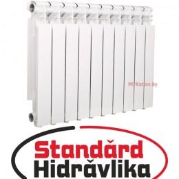 Радиатор алюминиевый Standard Hidravlika Classic 100 (500/100)