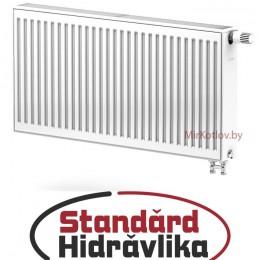 Стальной панельный радиатор STANDARD HIDRAVLIKA VENTIL COMPACT 22 500x1000 (нижнее подключение)